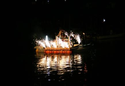 炎の絵巻~弁財天の舞・龍神の舞~